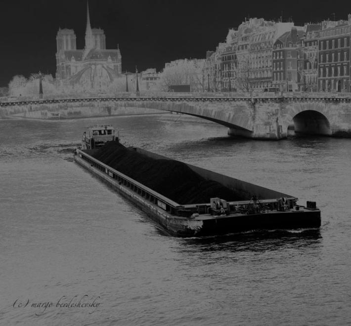 Winter Seine