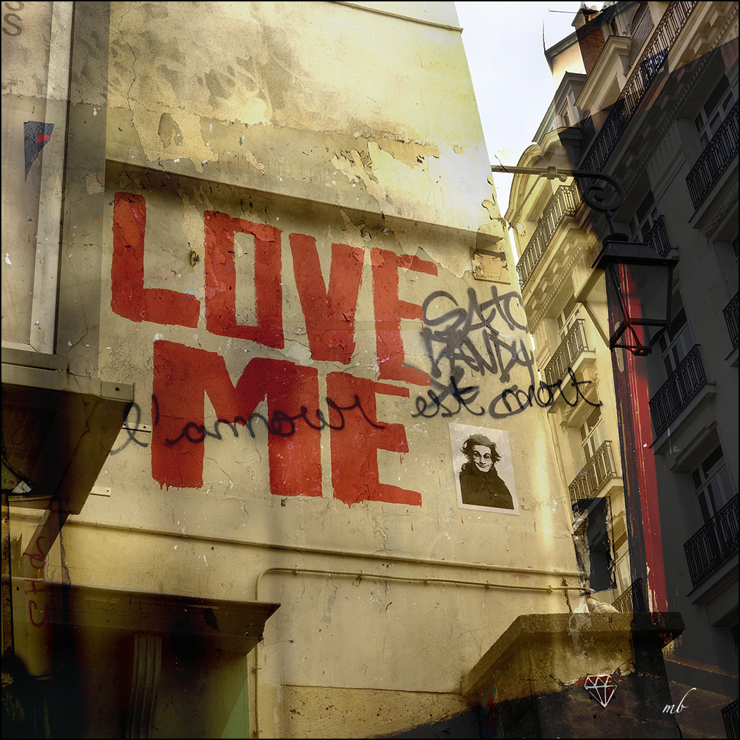 Love me wall
