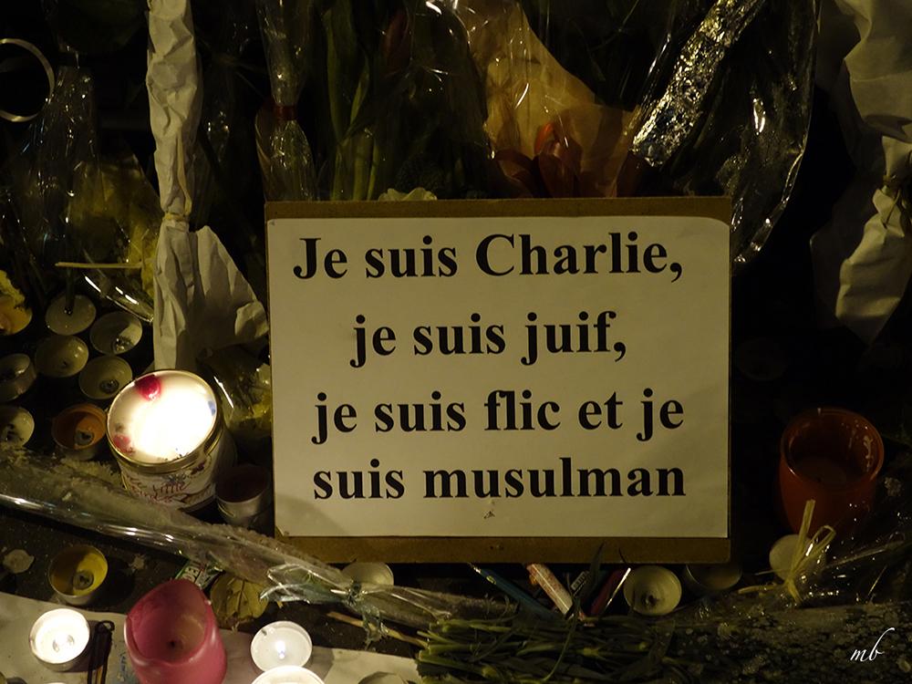 I am charlie, Jew, cop, Muslim