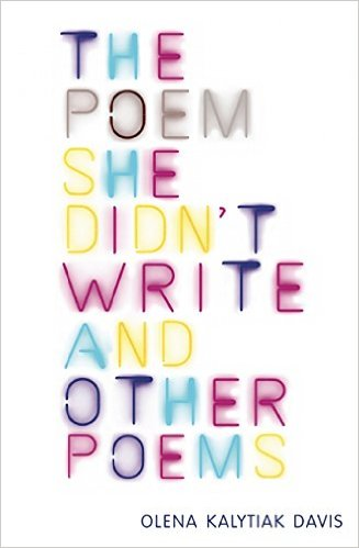 The Poem She Didn't Write