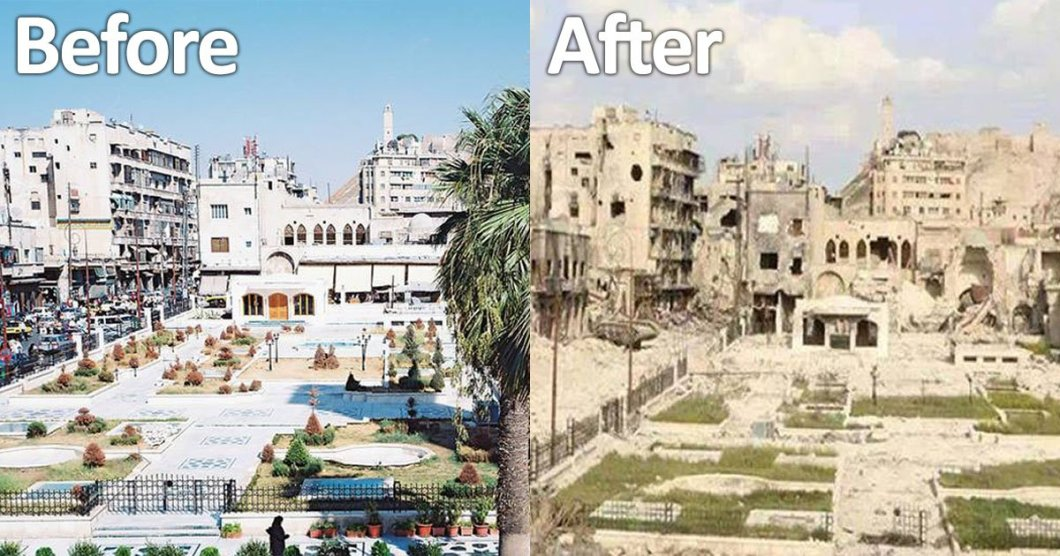 syria-before-after